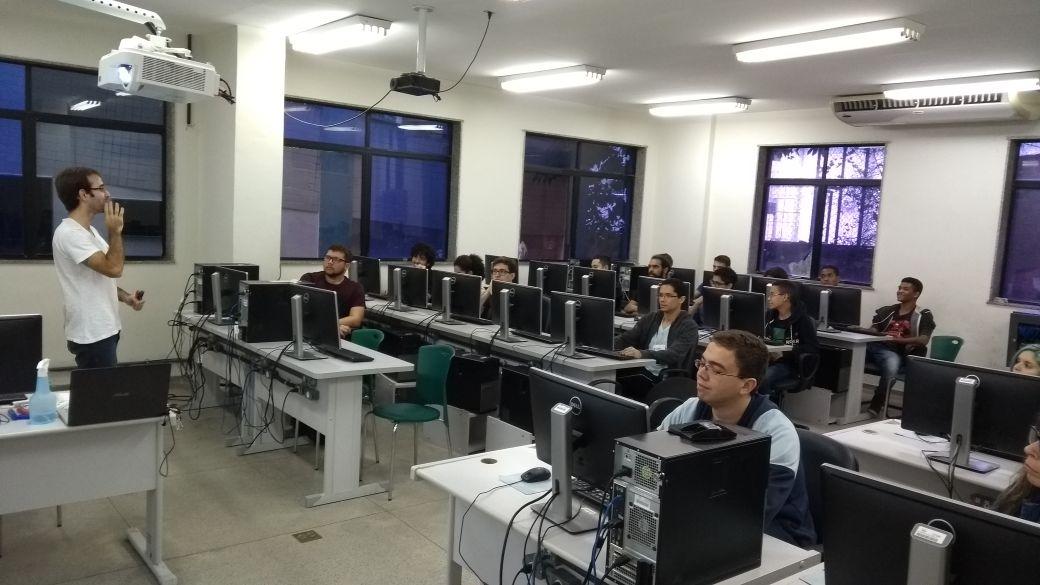 Tadeu e sua classe