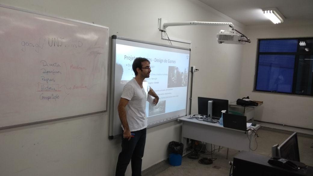 Tadeu Classe ensinando... com classe!